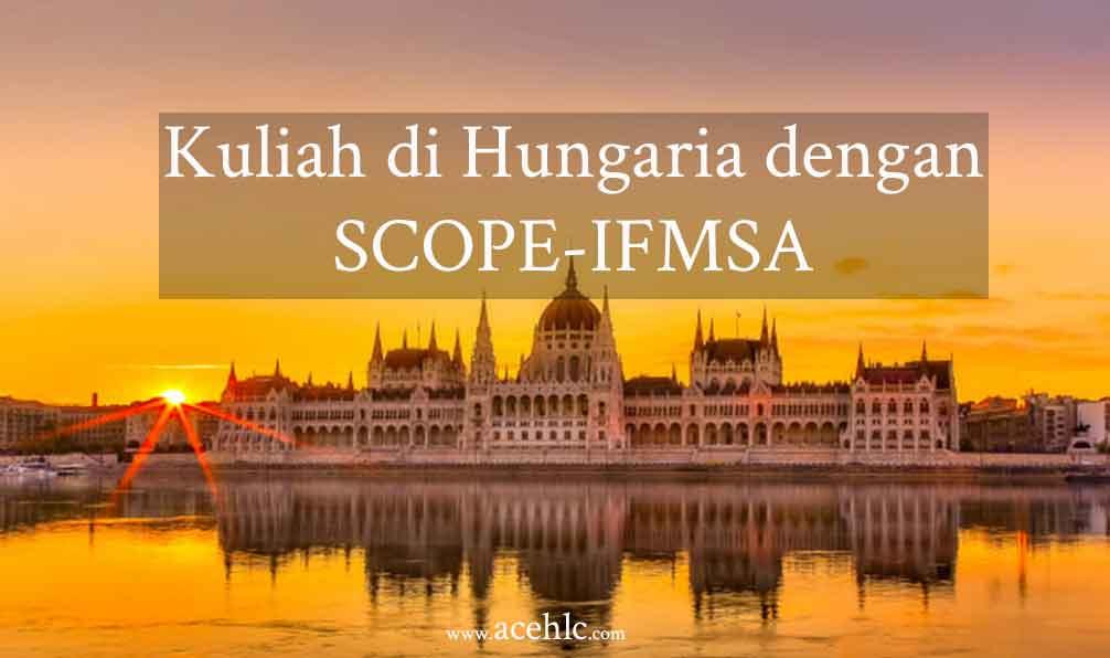Kuliah di Hungaria