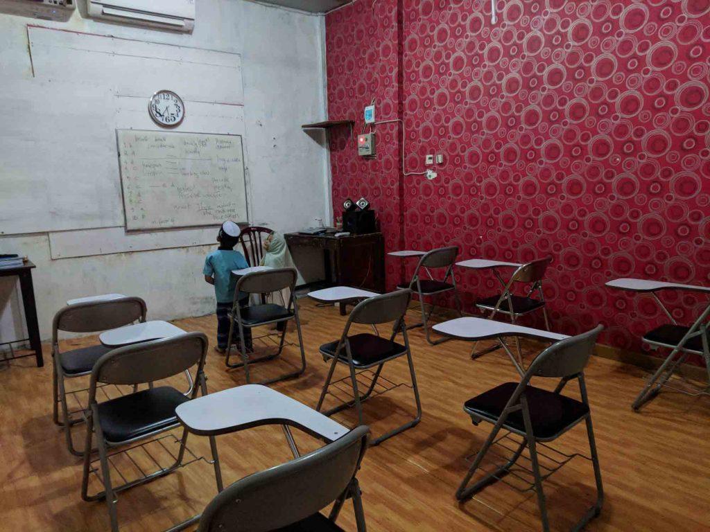 Ruang TOEFL Prediction Test