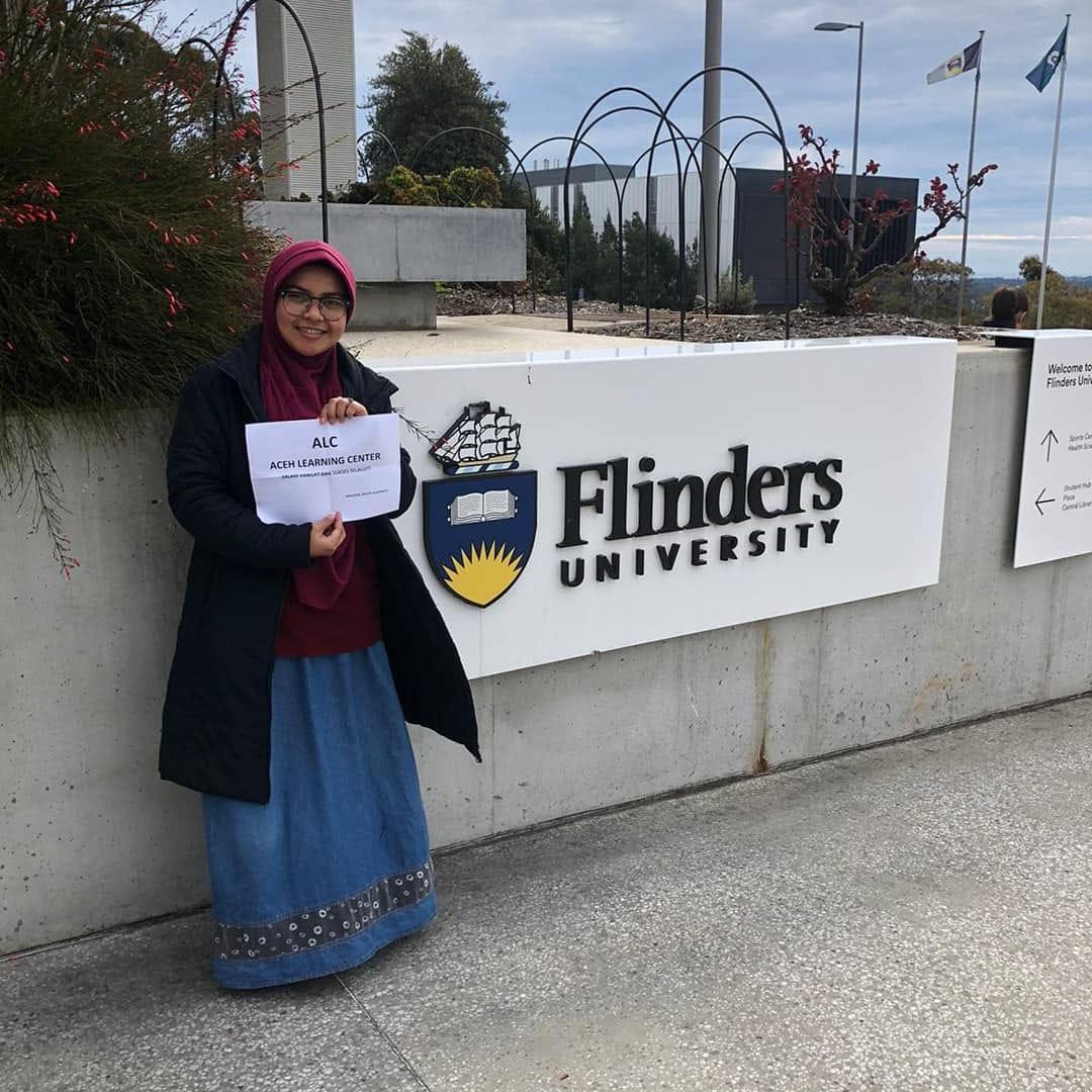 Husniati Ibrahim - Adelaide University, Australia